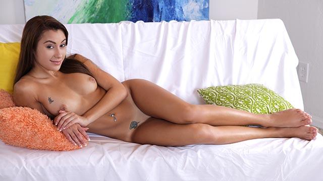 Nubiles-Casting.com - Marina Angel